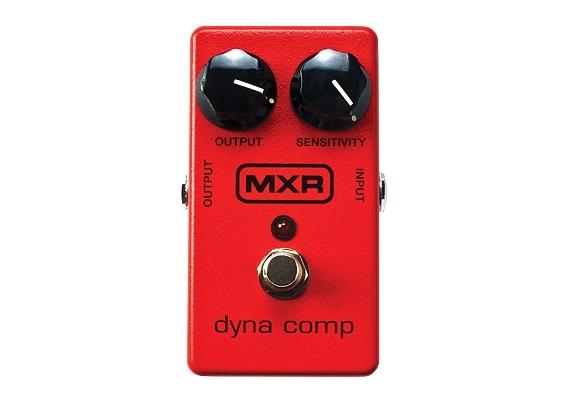 MXR M102 Dyna Comp / Little Feat of Lowell George is favorite