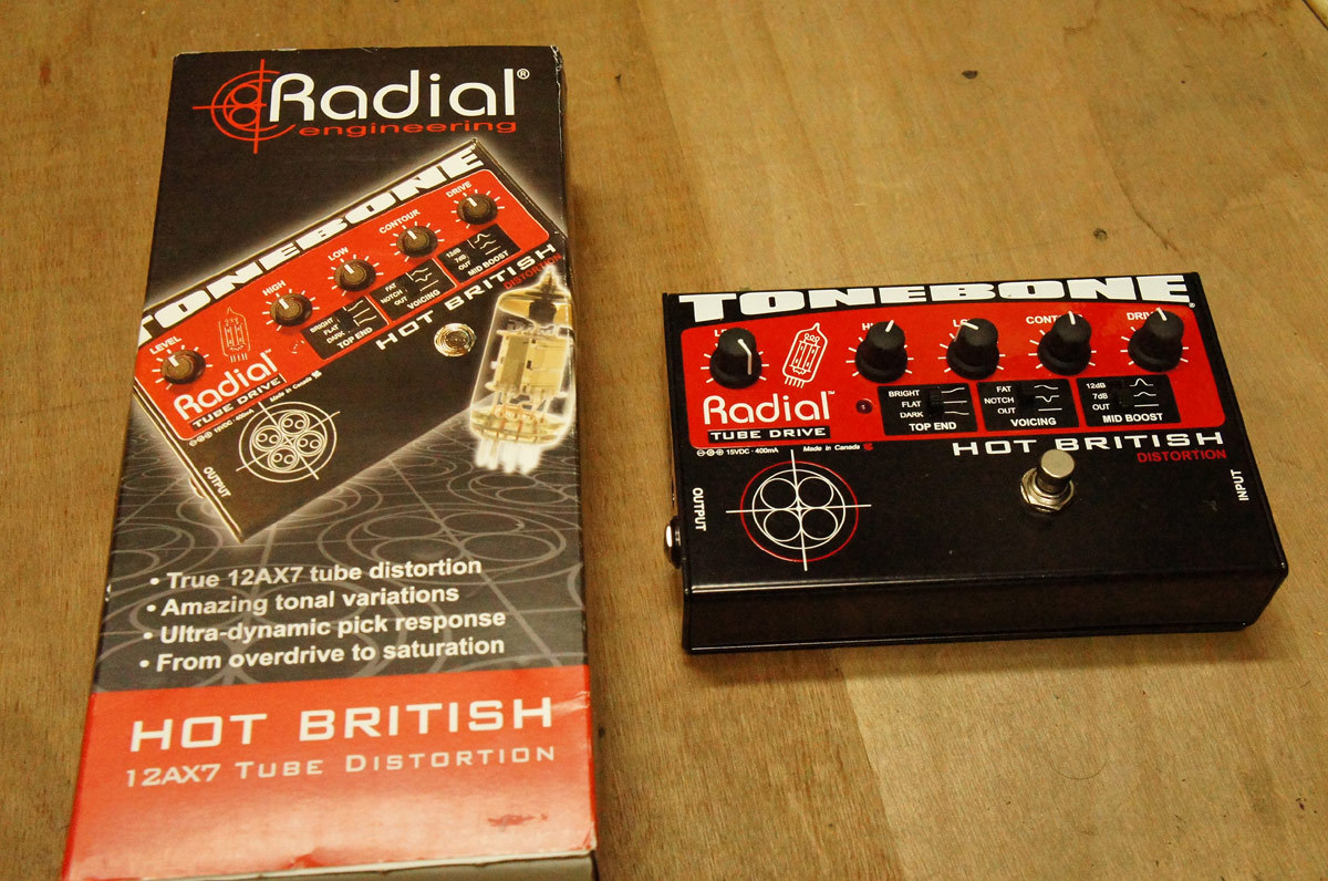 Radial HOT BRITISH