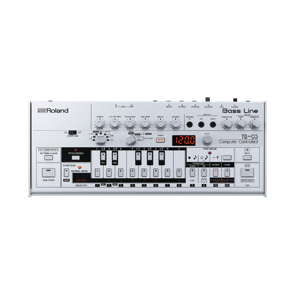 Roland Boutique Bass Line TB-03 [possible instant delivery now! You can try over the counter!] []