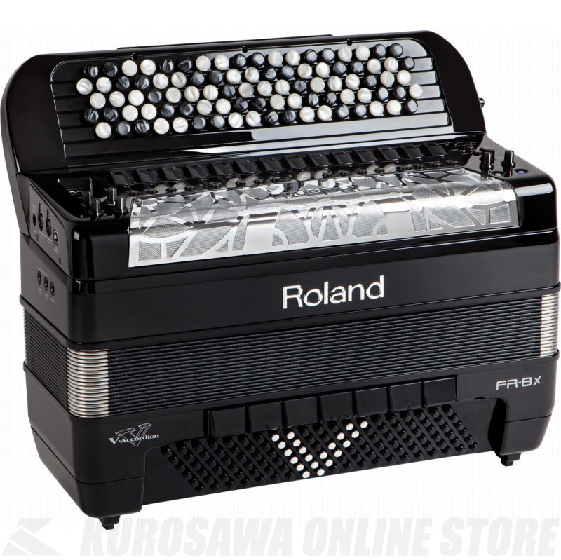 Roland V-Accordion FR-8XB BK (Black)