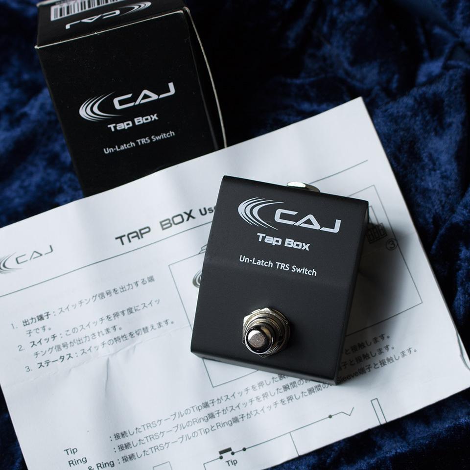 Custom Audio Japan (CAJ) TAP BOX