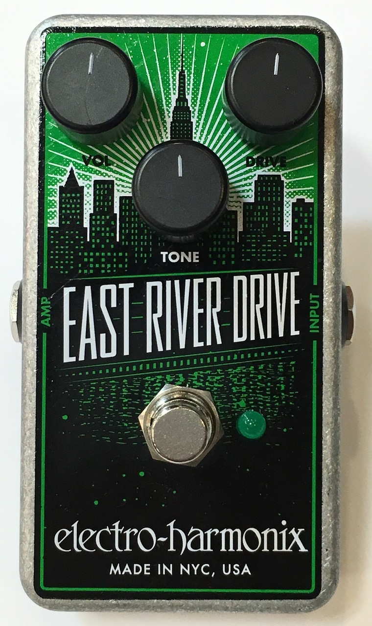 Electro-Harmonix East River Drive [limited number of Specials] [overdrive]