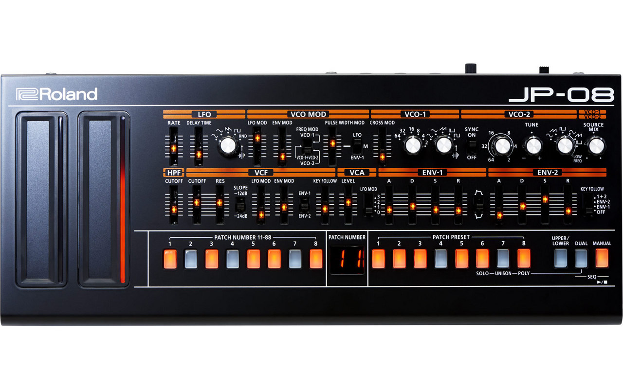 Roland JP-08 [Specials] [new unopened article]