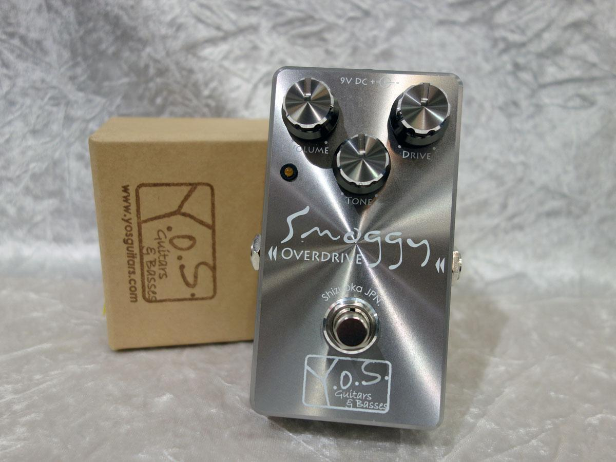 YOS guitar workshop Smoggy Overdrive