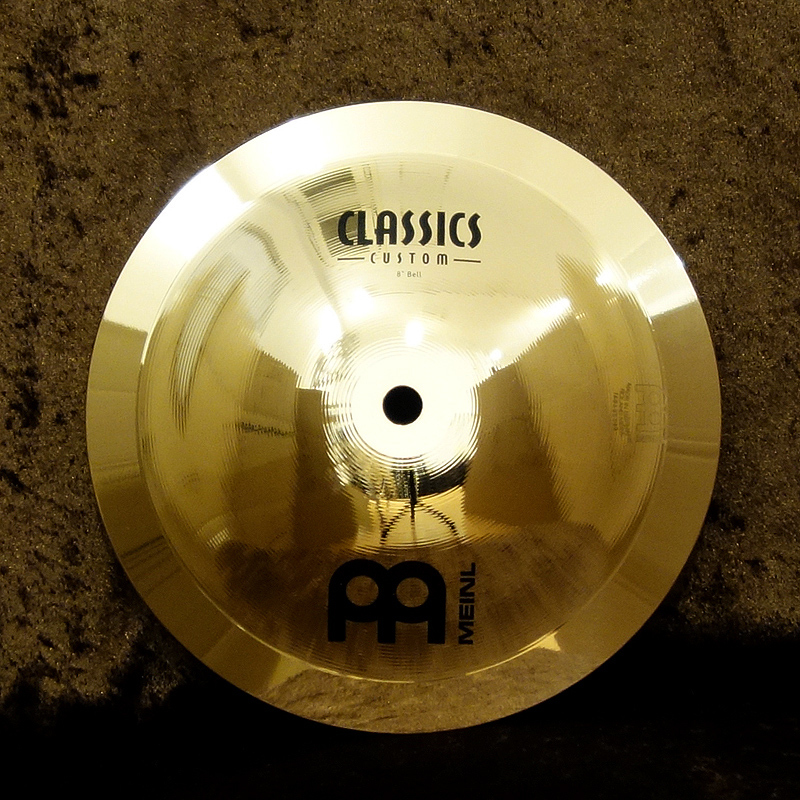 "Meinl Classics Custom Bell8""【MEINL全品30%OFF!!!!】"