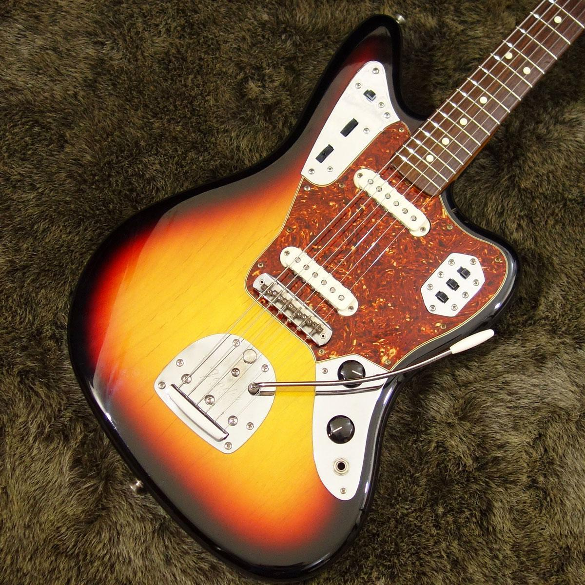 Fender Custom Shop 1962 Jaguar NOS 3-Color Sunburst [Nagoya Sakae]