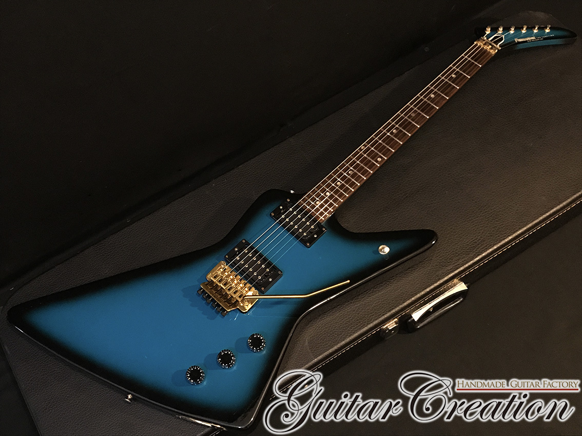 FERNANDES EX145 '83年製【BBS~Blue Black Sunburst~】Mint Condition!!