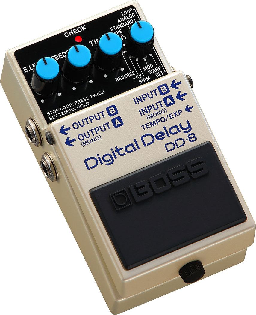 BOSS DD-8 Digital Delay 【新製品】【未開封品 即納できます!】【】【デジタルディレイ】