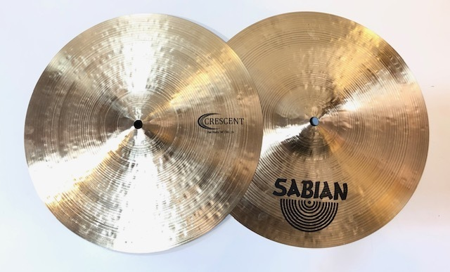 "SABIAN Crescent Stanton Moore 14 ""Fat hihat [1 limited edition Specials !!!]"