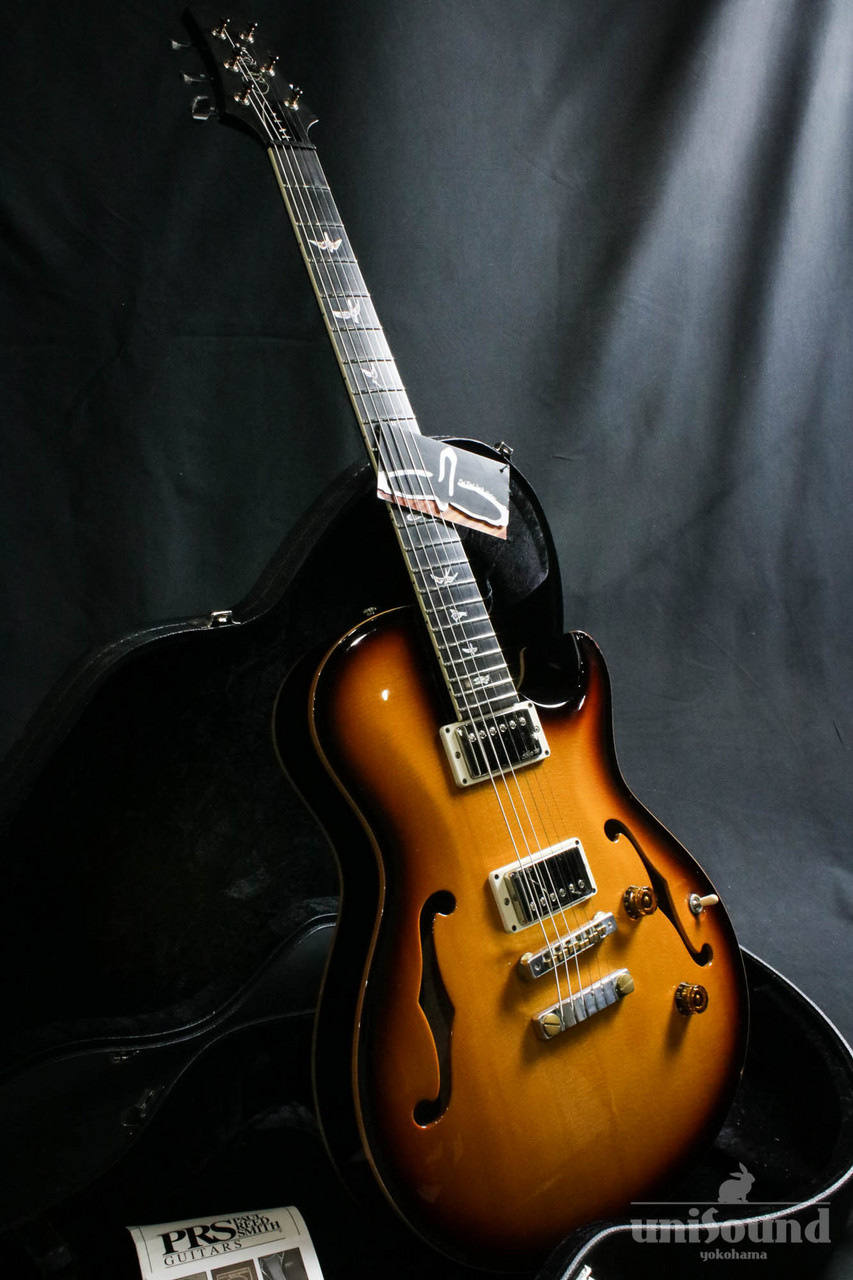 Paul Reed Smith(PRS) JA-15 TRI-COLOR SUNBURST 2011年製