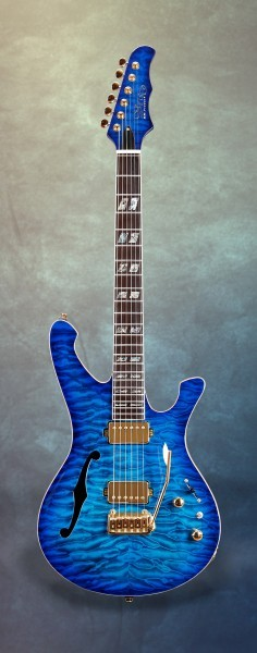 MD GUITARS MD-Premier G1/Reborn