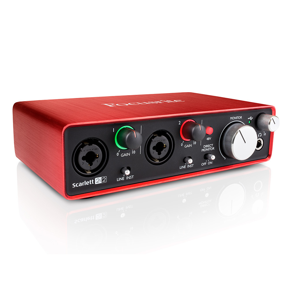 Focusrite Scarlett 2i2 G2 [possible instant delivery!] [!]