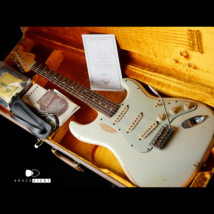 Fender Custom Shop 【動画有】Fender Custom Shop 1960 Stratocaster Relic Blond 2008's