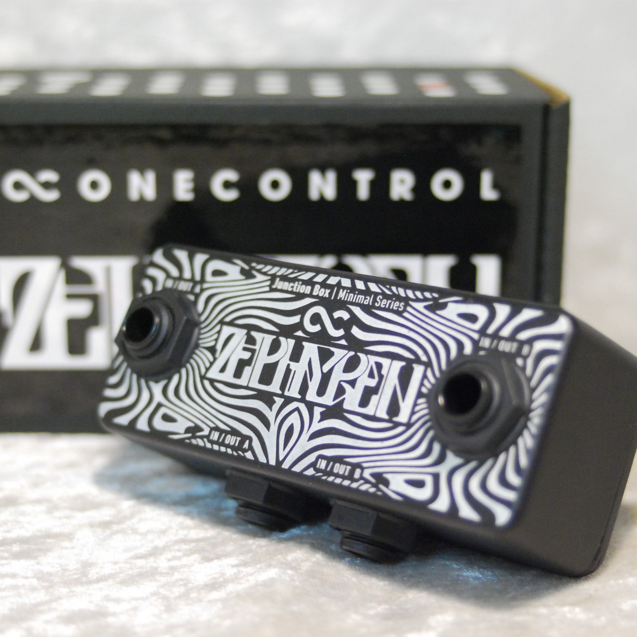 ONE CONTROL Zephyren Junction Box Black 【美品】 ☆9/30 20:29まで!☆