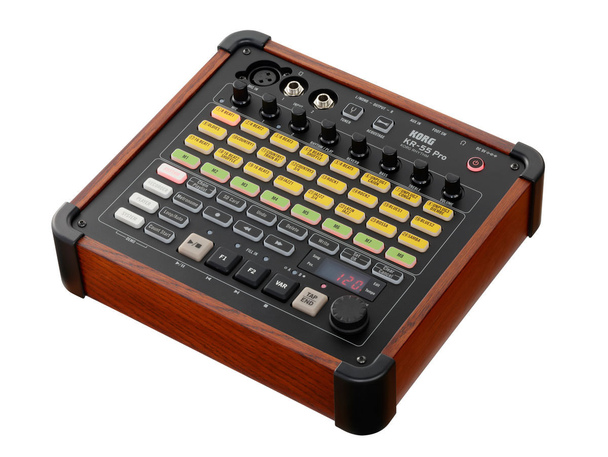 KORG KR-55 Pro KORG RYTHM [new product] [You can instant delivery!]