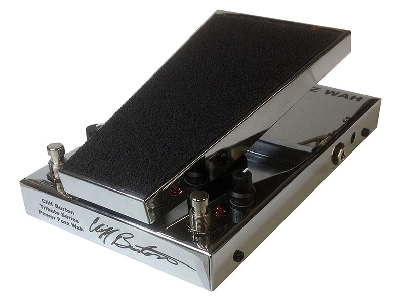 Morley CLIFF BURTON POWER FUZZ WAH / LTD