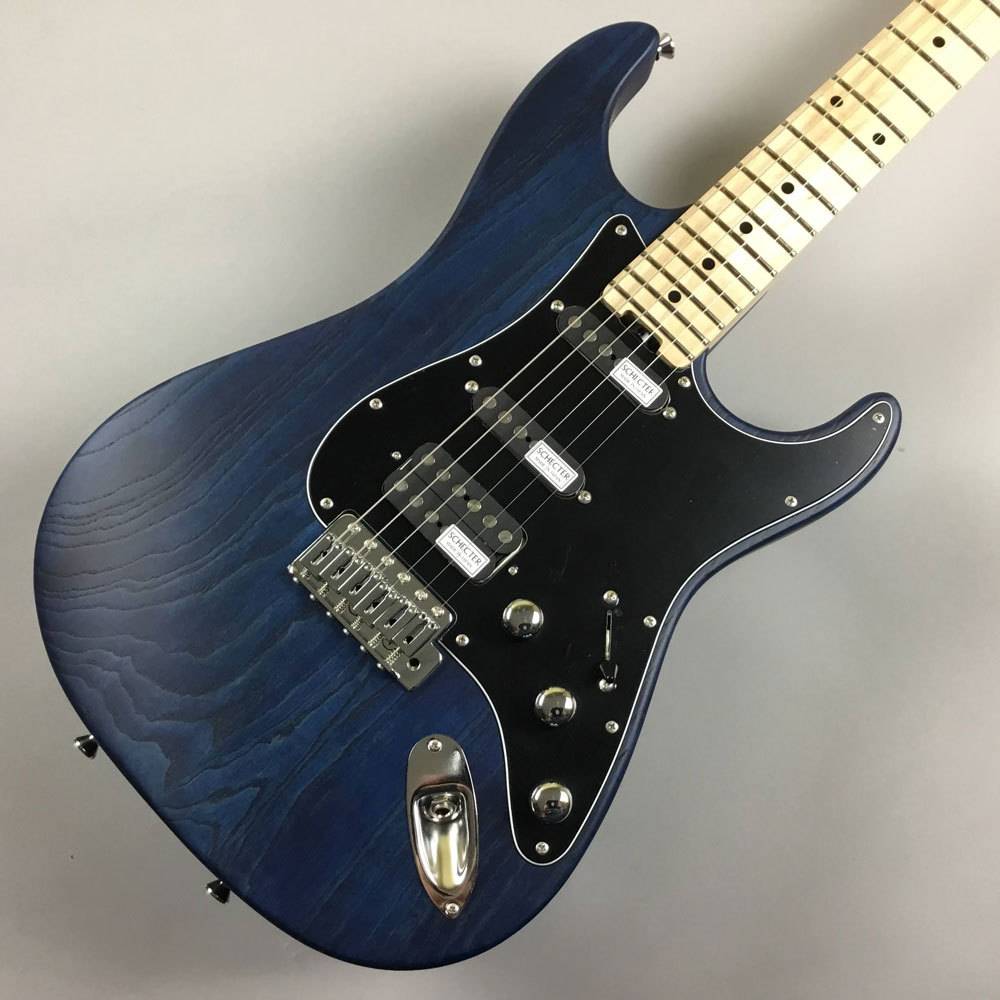 SCHECTER L-ST-AS-SSH/M PBT Pacific Blue Tint【島村楽器限定モデル】