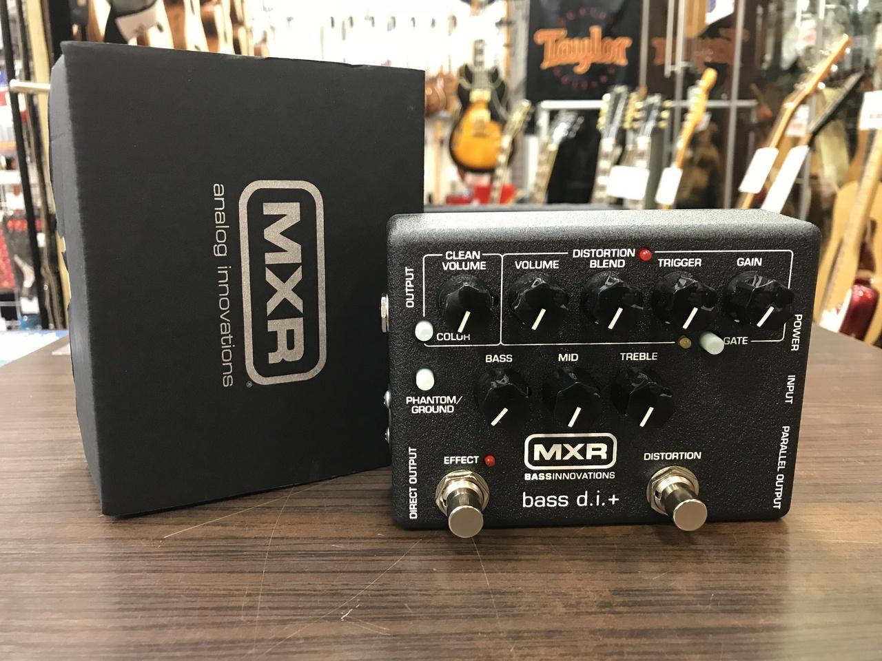 MXR M80 Bass DI + Outlet Specials] [bass preamp / DI]