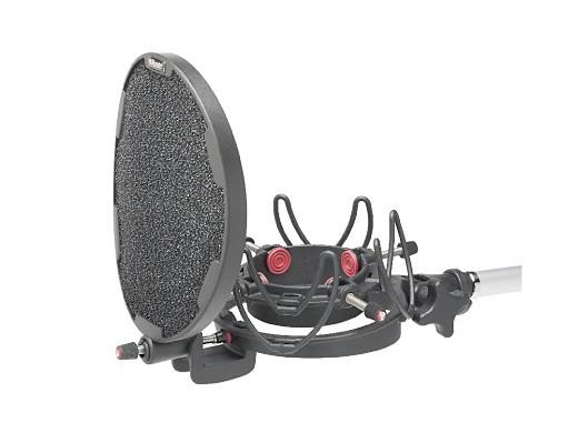 RYCOTE RY-STUDIOKITUSM (microphone shock mount and pop filter set) ★ bargain basement !!
