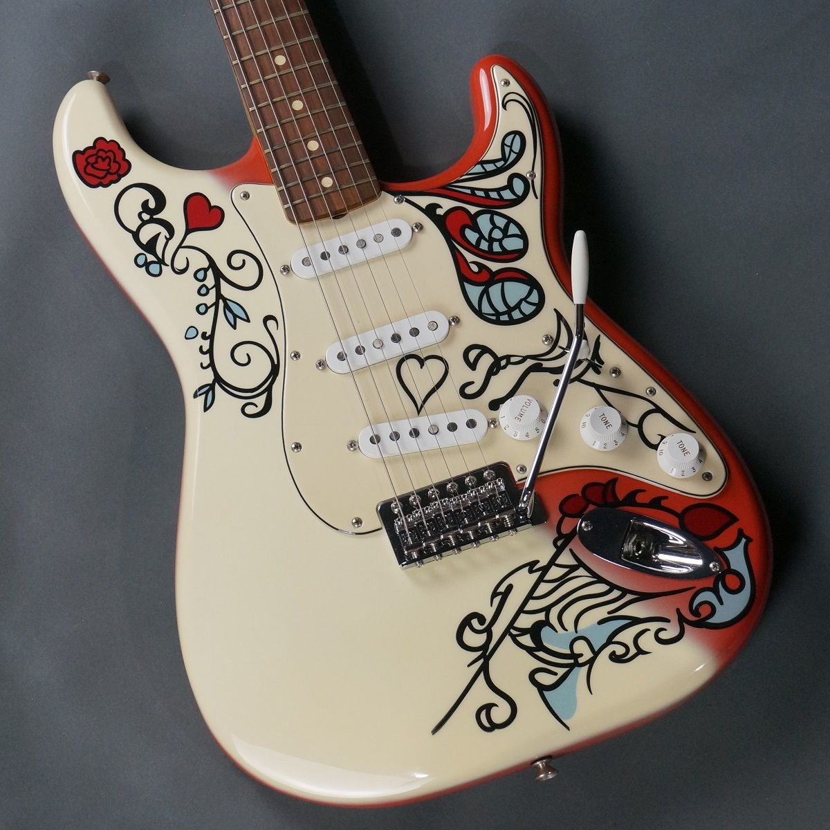 Fender Jimi Hendrix Monterey Stratocaster / used 【クリスマスセール!!お急ぎください!!限定モデルの中古品!!】