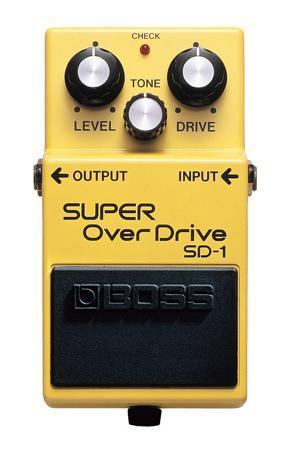 BOSS SUPER Over Drive