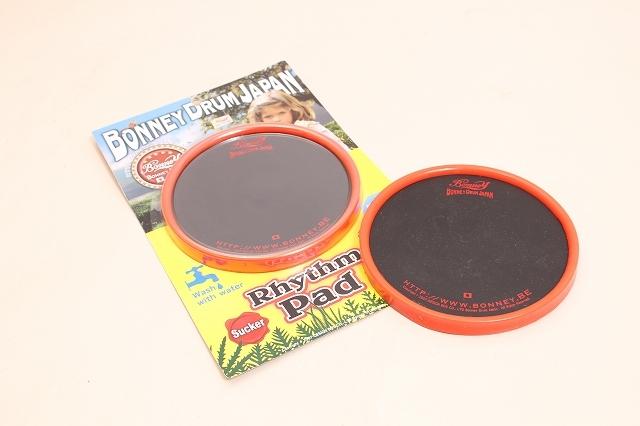 BONNEY DRUM JAPAN training pad Rhythm Pad