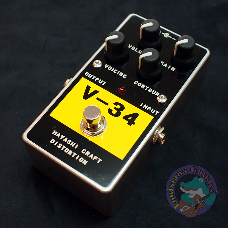 HAYASHI CRAFT V-34 DISTORTION