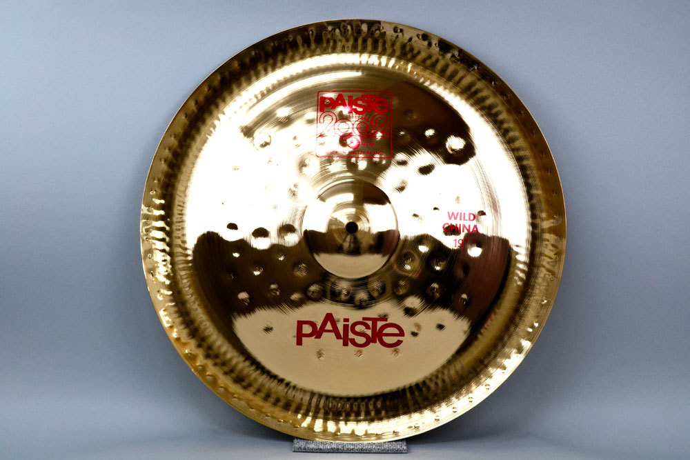 PAiSTe 2002WC19 2002 series Wild China 19 inches exhibit good bargain