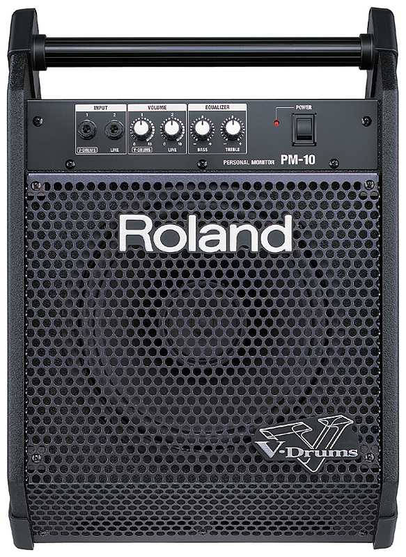 Roland PM-10 Personal Monitor for V-Drums [in the over-the-counter exhibition] [electronic drum monitor]