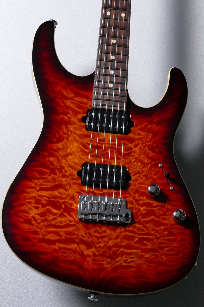 Suhr Andy Wood Modern Inferno Burst【都内屈指のハイエンドギター専門フロア】