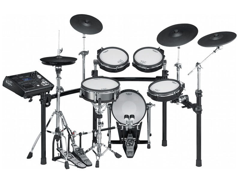 Roland TD-30K-S Premium body only hardware sold separately - one last! Next arrival undecided! Same day shipping OK!]