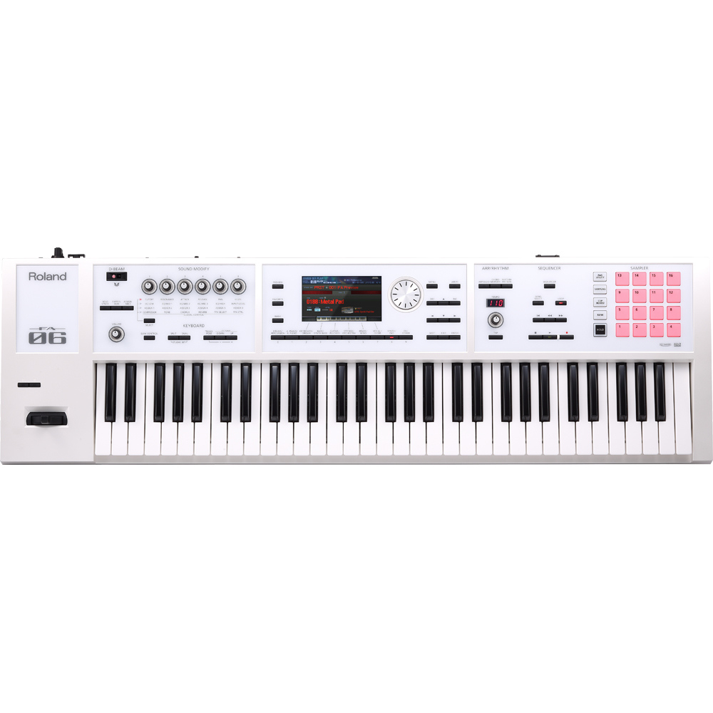 Roland FA-06-SC / white-collar [6/9 Release Now accepting applications!] Trade-in, please contact us!