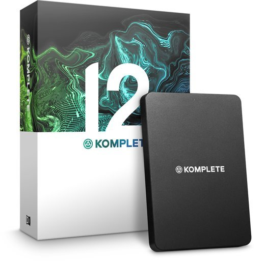 NATIVE INSTRUMENTS KOMPLETE12