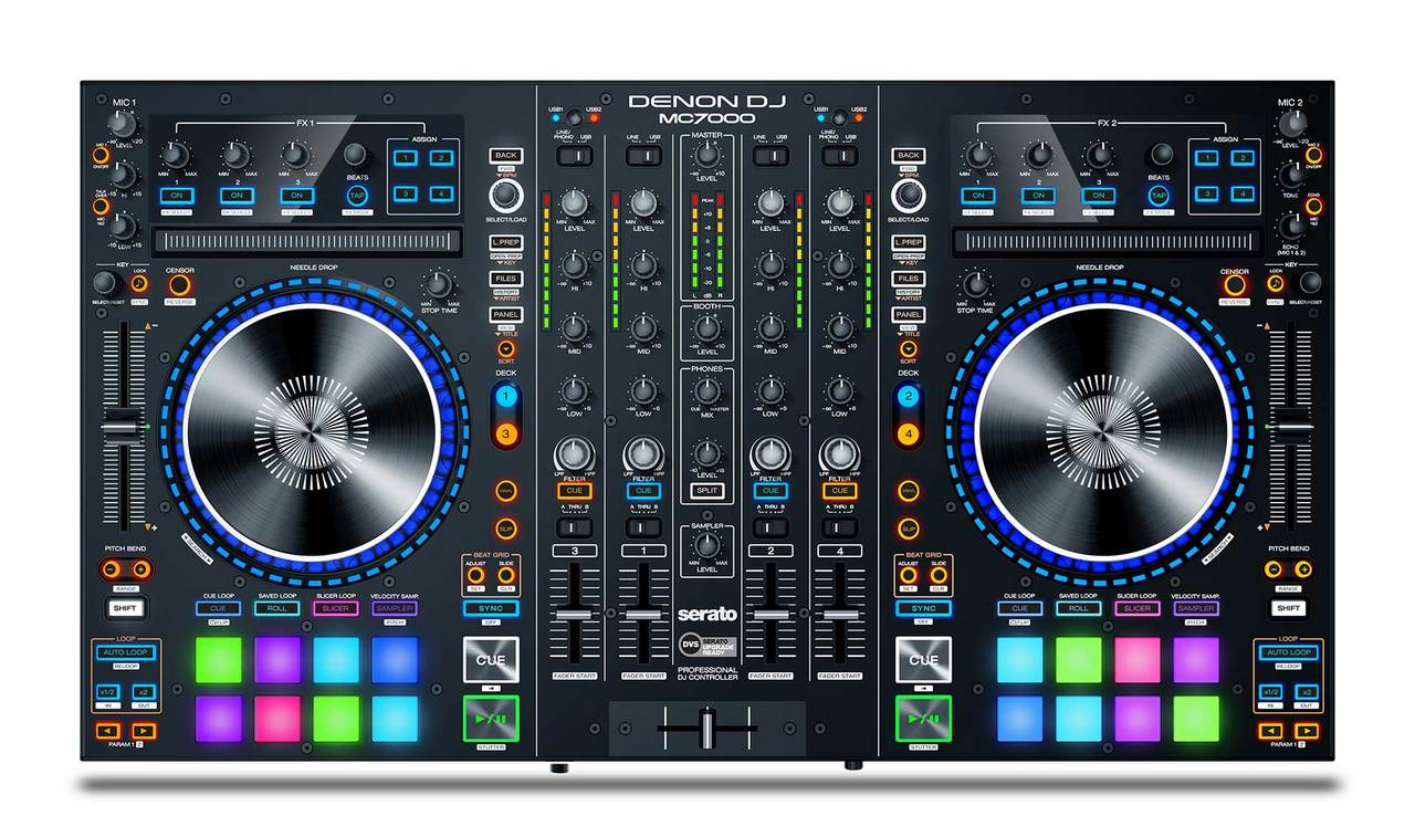 DENON [New Specials] MC7000 [box stock]