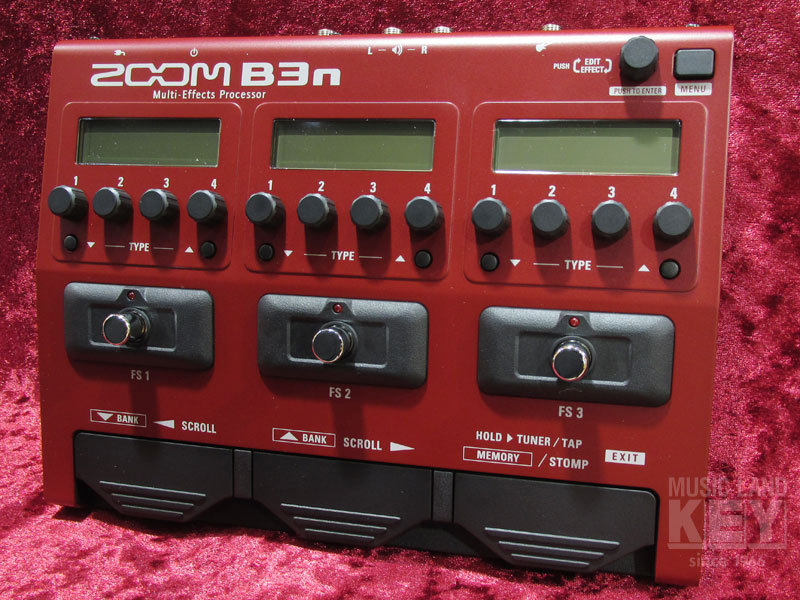 [B3 successor !! of the base multi-classic] ZOOM B3n