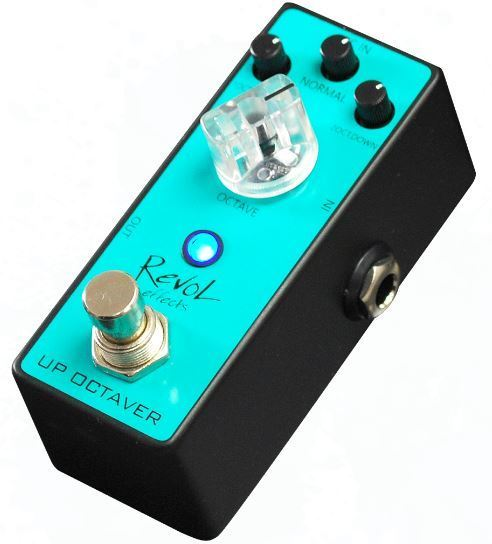 RevoL effects UP OCTAVER EOT-01 [overwhelming reasonable octaver!]