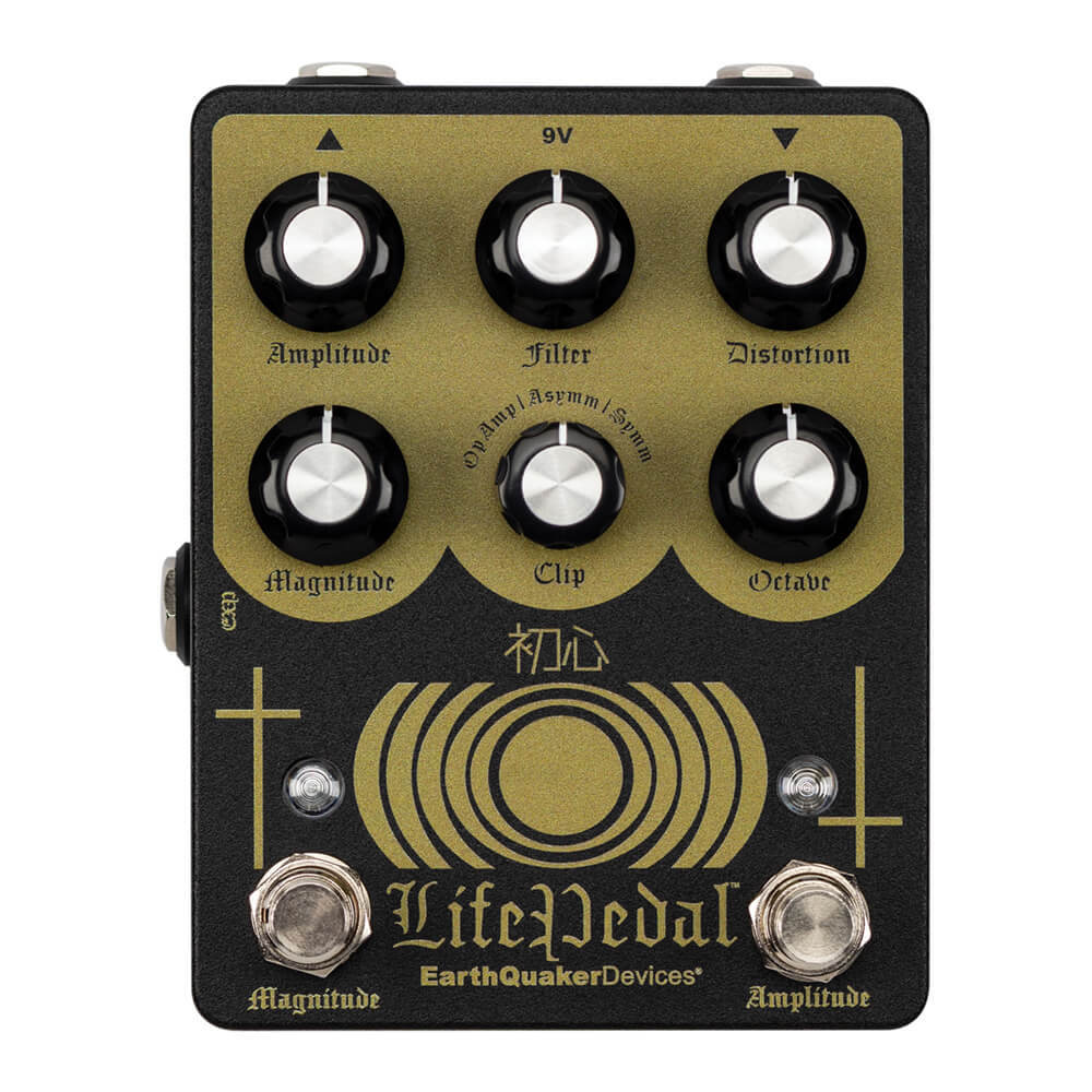 Earth Quaker Devices Life Pedal V2