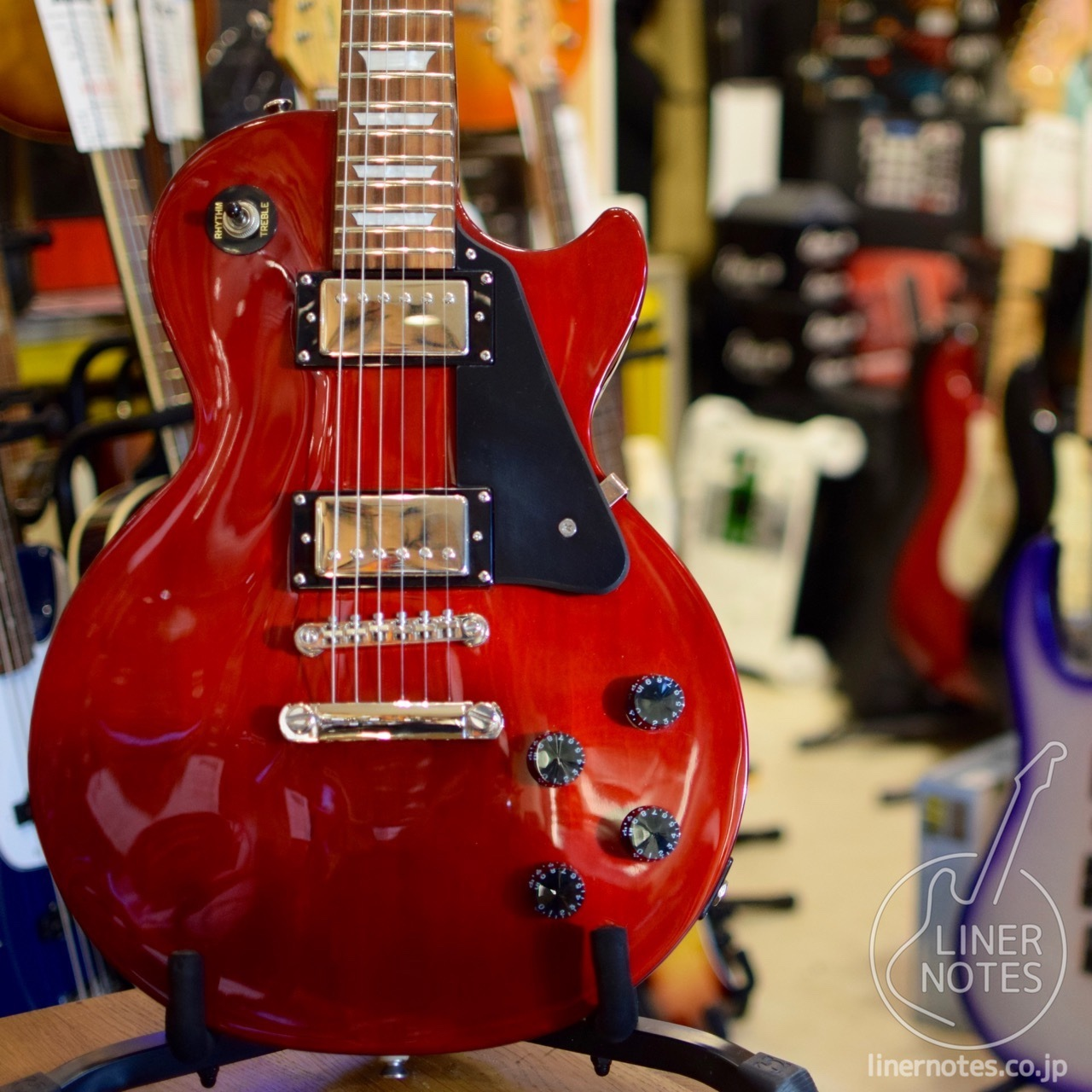Epiphone Limited Edition Les Paul Studio Deluxe (Wine Red)