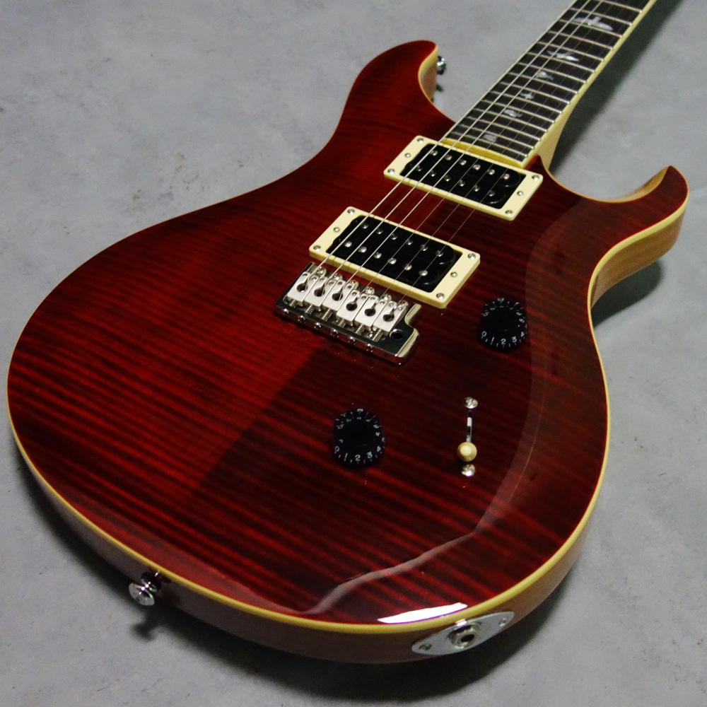 Paul Reed Smith (PRS) SE Custom 24 Limited Black Cherry NAB [is a manufacturer outlet large special 41OFF !! Limited model stock!]