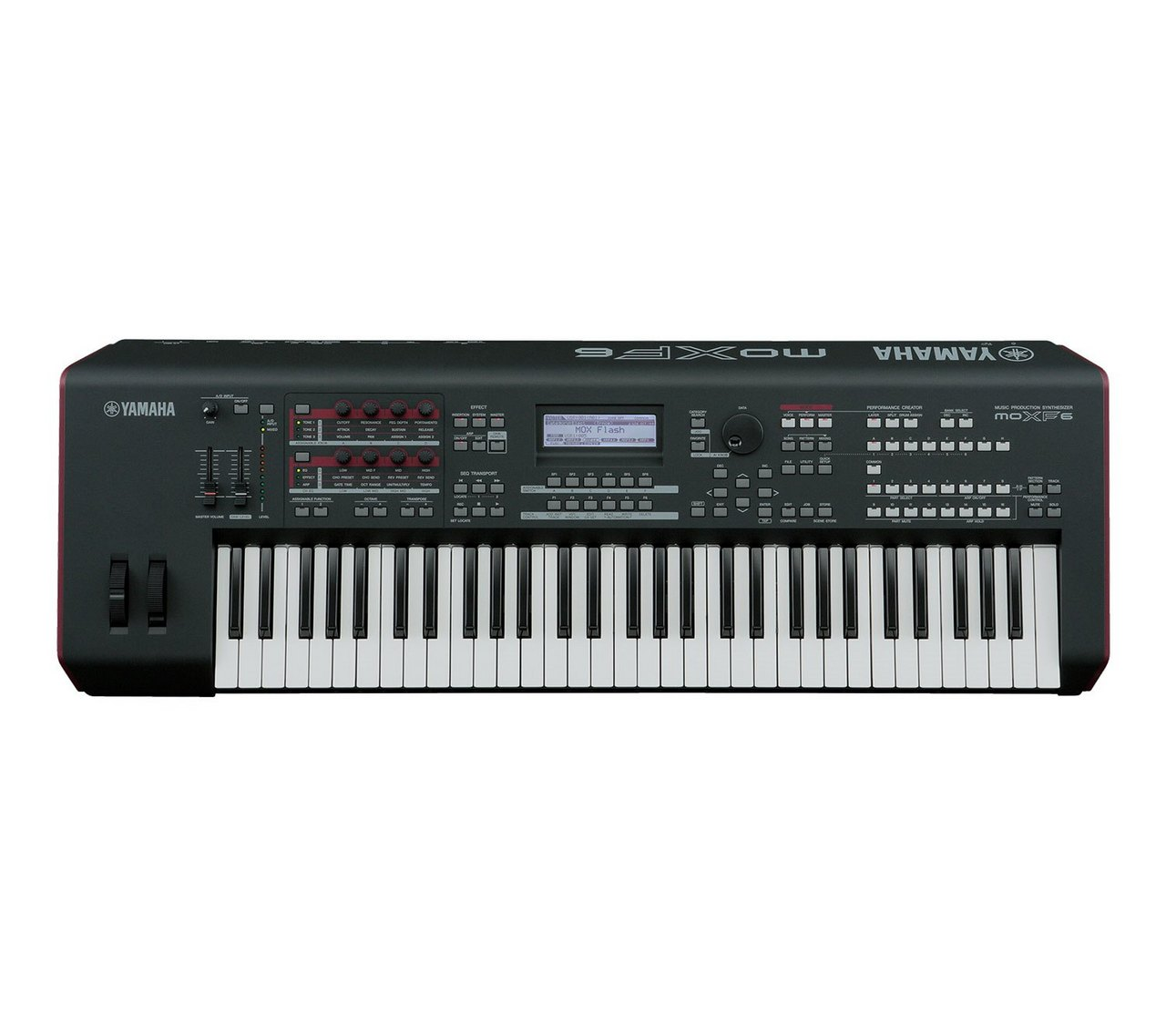 YAMAHA MOXF6 + dedicated hard case LC-MOXF6H Outlet Specials]