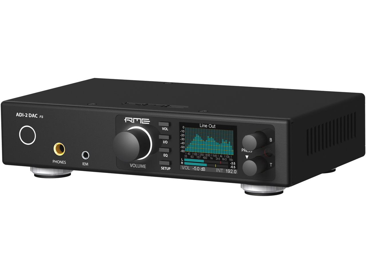 RME ADI-2 DAC [top-level DAC / headphone amplifier!] []