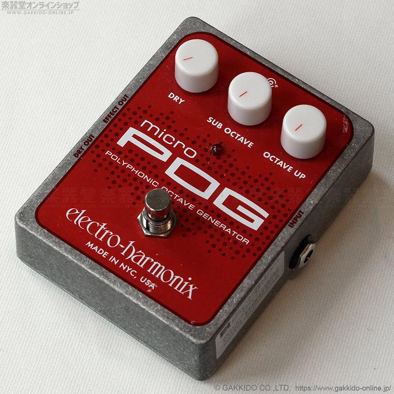 電Harmonix的POG微和弦倍頻發生器