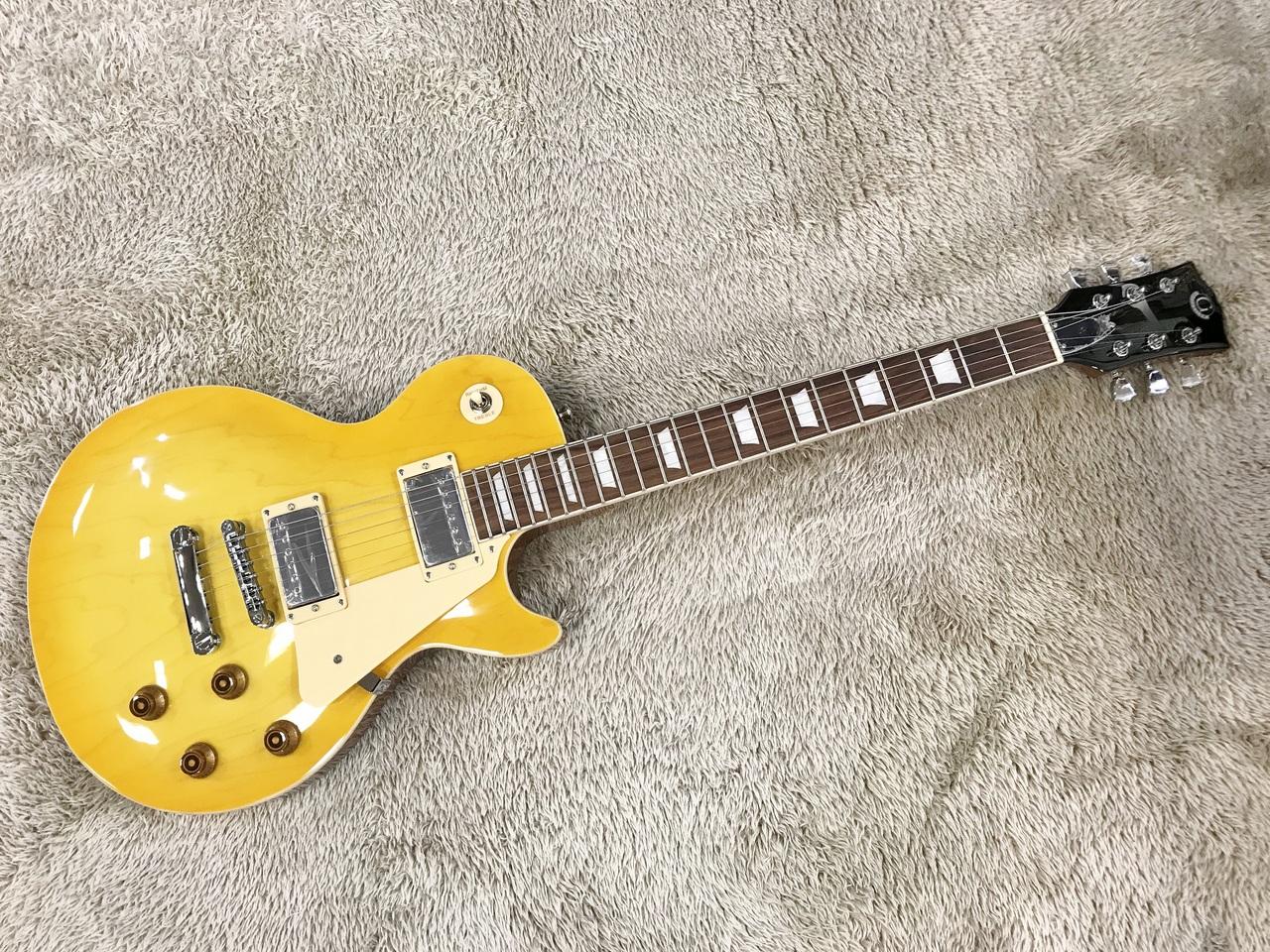 Goodfellow YLP-600 LB (Lemon Burst) 【山野楽器 オリジナル】