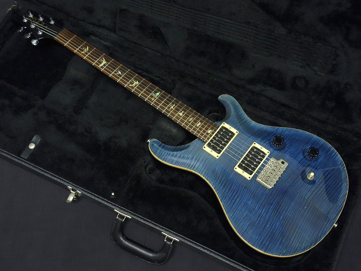 Paul Reed Smith (PRS) Custom 24 10top Whale Blue - Made in 2002] [big thank sale the end of the year]