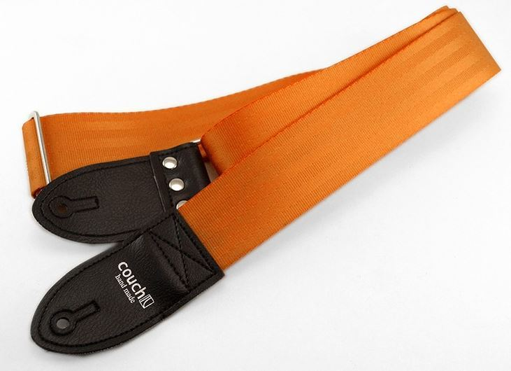 Couch THE INDUSTRIAL ORANGE SEATBELT STRAP