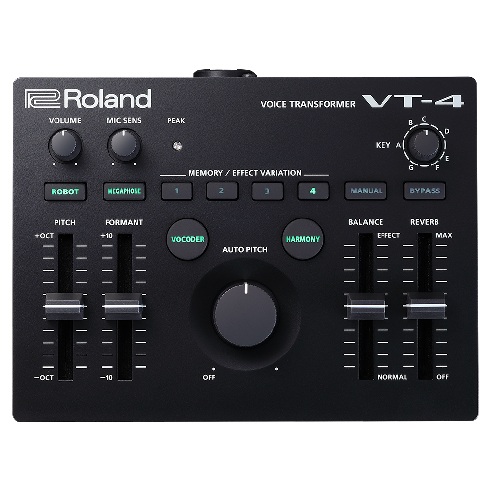 Roland AIRA VT-4 [next minute stock reservation in accepting!] [Possible trial in the shop!]