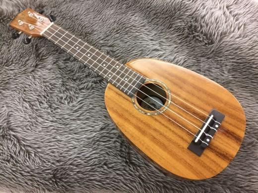 """DCT DUP-152K """"DCT ukulele Fair! 40% OFF!"""" [Pineapple type ukulele]"""