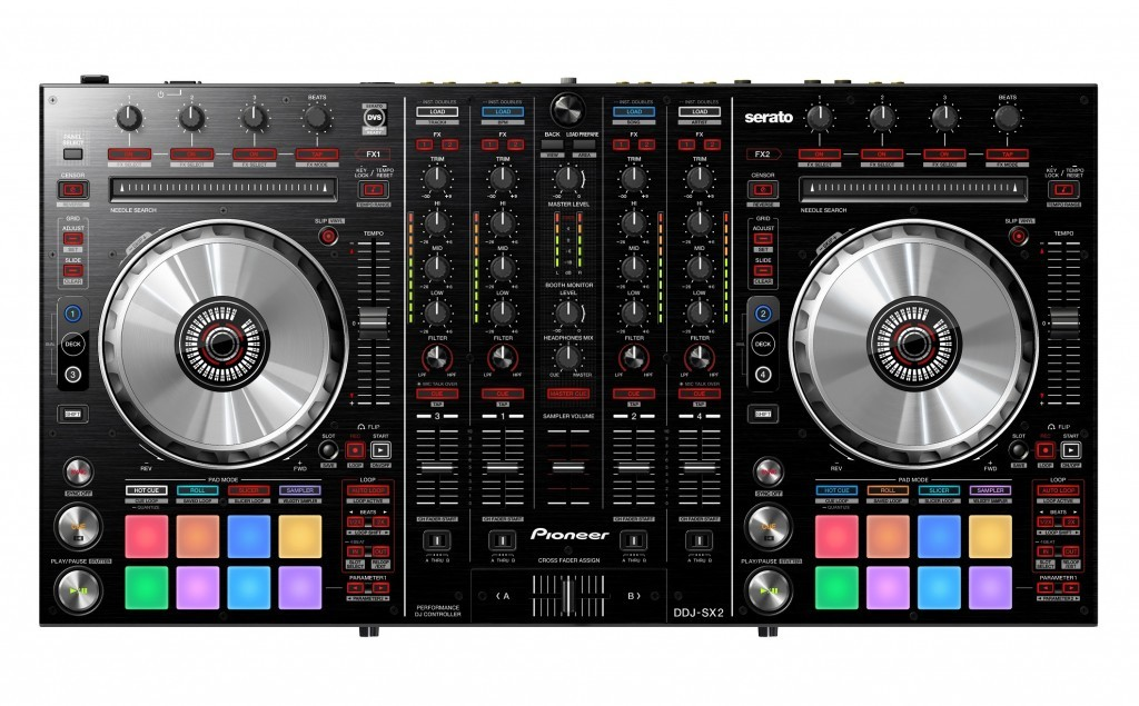 Pioneer Dj DDJ-SX2 / PCDJ [is the box dirty one limited bargain!] System /