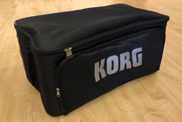 KORG CB-MS [exhibit Sale of single as long!] [MS-20 dedicated carrying bag!]