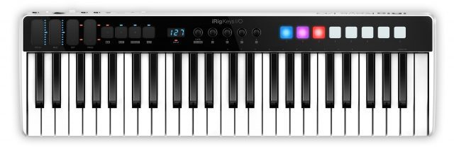 IK Multimedia iRig Keys I / O 49 [December 22, announced! !! during your reservation]
